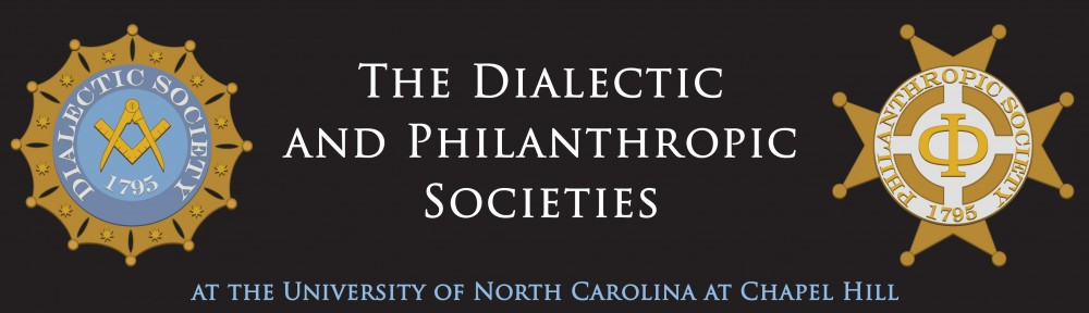 The Dialectic and Philanthropic Societies